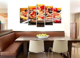 Charming Restaurant Wall Decorations