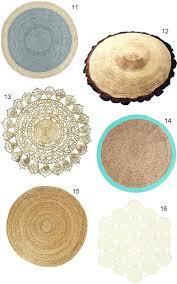 round sisal rug