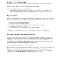 Job Accomplishments List Achievements For Resume Accomplishments Achievements Cv Template