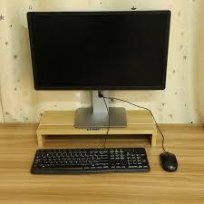 details desk monitor riser d21