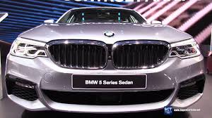 2018 bmw 540i. contemporary 540i 2018 bmw 5 series 540i sedan  exterior and interior walkaround debut at  2017 detroit auto show youtube on bmw o