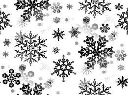 black and white snowflake background. Brilliant Snowflake Snowflakesblackandwhiterepeating With Black And White Snowflake Background U