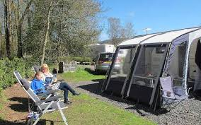 lake district touring pitches and