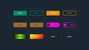 Button Design Best Html And Css Button Or Css Stylish Link Ux Ui Design Of Button Or Link