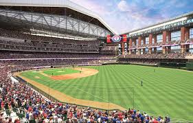Globe Life Stadium Seating Chart Globe Life Field Pictures Information And More Of The