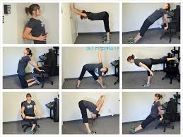 desk exercises 10 isometric moves and stretches to do at your desk