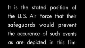 take dr strangelove or how i learned to stop worrying and  this little bit of reassurance did little to restore my confidence in those military safeguards but dr strangelove eventually does accomplish the goal