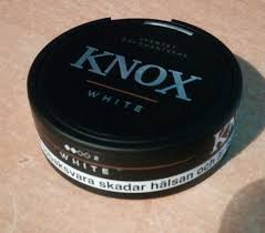 Knox White portion - Skruf Snus AB - 24 portioner
