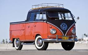 1960 Volkswagen double cab pickup | VW | Pinterest | Volkswagen, Vw ...