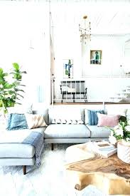 light grey couch decor sofa white walls medium size of living dark room full