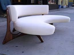 contemporary loveseat buy maguire contemporary loveseat with