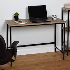 simple living piazza wood and metal desk com ping the best deals