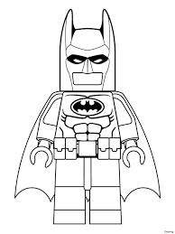 Batman Coloring Pages Pdf Dapmalaysiainfo