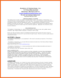 Cosmetology Resume Examples Fantastic Cosmetologist Resume Frieze Documentation Template 37