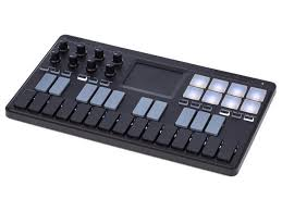 <b>MIDI</b>-<b>контроллер KORG</b> nanoKEY - НХМТ