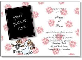 Wedding Invitation Maker Printable Wedding Invitation Templates