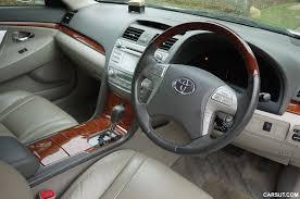 toyota camry 2007 interior. toyota camry interior and steering 2007