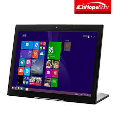 desktop easy use 10 1 inch desktop all in one mini touch screen monitor pc