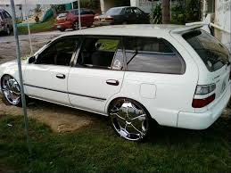 corolla wagon - Google Search | Toyota Corolla S/W | Pinterest ...