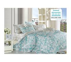 Bed sheets for twin beds Xl Comforter Great Comforters And Sham Ashen Teal Twin Xl Comforter Set College Ave Designer Series Dorm Co Ashen Teal Twin Xl Comforter Set College Ave Designer Series Dorm