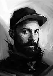 paintable cc 50 stunning digital painting portraits viktor miller gausa digitalpainting