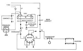 electric motor controls wiring diagram electrical electronics electric motor controls wiring diagram