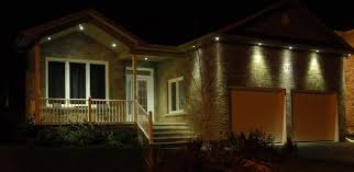 Exterior Recessed Soffit Lighting Delphitech Led Outdoor Lighting Better Exterior Home