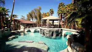 Million Dollar Rooms Backyard Resort Swimming Pool 03:59