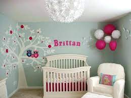 newborn baby bedroom ideas