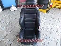 volkswagen golf 4 gti original leather seat