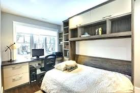 Bed in office Folding Read Gamanderinfo Bed Wall Unit Units Hidden Bookcase Hide Twin Collinalpert