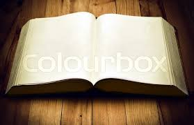 old book template you can put any design you need on its page stock photo colourbox