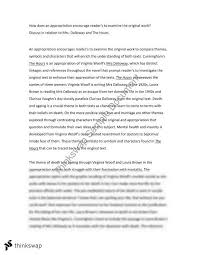 essay on mrs dalloway and the hours year hsc english essay on mrs dalloway and the hours