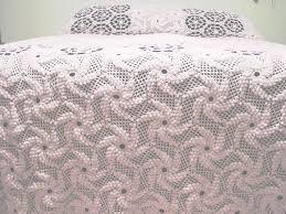 Crochet Bedspread Pattern