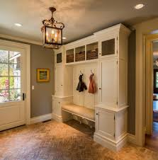 Built in entryway bench entry traditional with cubby hole storage recessed  lighting classic interior design