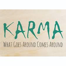 Karma Spruche Amazing Q Glaubt Ihr An Karma Sprche Selfmade Depri