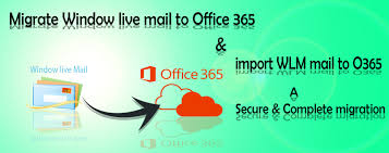 Office 365 Live Migrate Window Live Mail To Office 365 Import Wlm Mail To O365