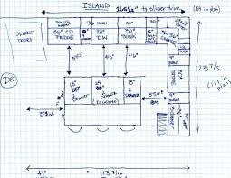 Kitchen Island Layout Kitchen Floor Plans Kitchen Island Design Ideas 3858 Kitchen