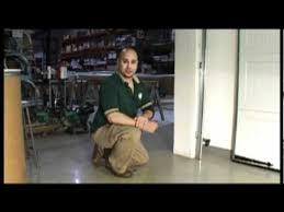 my garage door won t closeGarage Door Wont Close  Align Garage Door Safety Eyes  YouTube