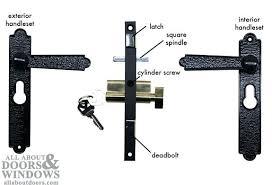 door lock replacement sliding glass door lock replacement singapore