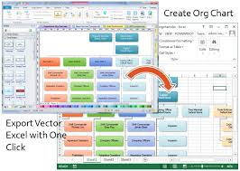 Can You Make An Org Chart In Excel Free Software For Organization Chart How To Create An