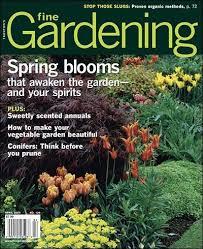 fine gardening magazine. Delighful Gardening Fine Gardening Magazine  With D