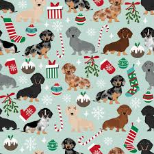 Dachshund Christmas Wallpapers - Top ...