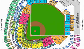 Texas Rangers Seating Chart With Seat Numbers Texas Rangers Ballpark Map 40 Rangers Ballpark Seating Chart