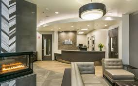 dental office design pictures. Gresham Dental Group, OR- Modern Office Design, Waiting Room, Reception Desk, Fire Place Tile, LED Lighting. Design And Construction By Pictures N