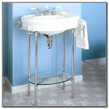 sink with metal legs double console sink metal legs sink metal legs