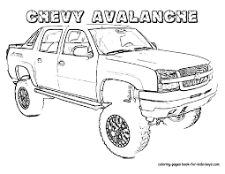 Small Picture Image Coloring Pages Trucks 65 In Free Coloring Pages For Kids