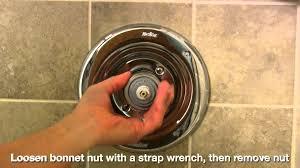 diy fix leaking delta series 17 shower faucet