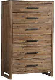 Tall Bedroom Chest Bedroom Modern Tall Chest Furniture Made Of Oak Wood With Five