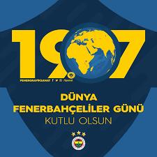 19.07 Dünya Fenerbahçeliler Günü... - Fener Grafik Sanat